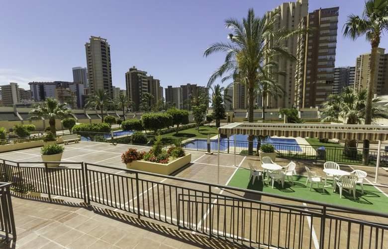 Apartamentos Gemelos XX Aloturin - Terrace - 3