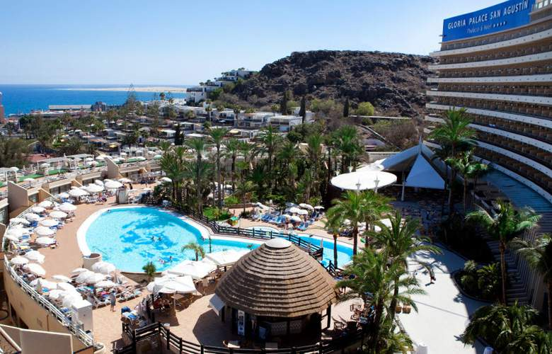 Gloria Palace San Agustin Thalasso and Hotel - Hotel - 0