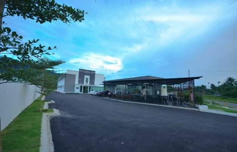Riverra Inn Langkawi - Terrace - 17