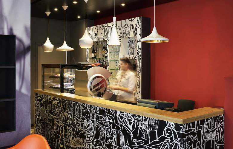 Ibis Jerusalem City Center - Bar - 3