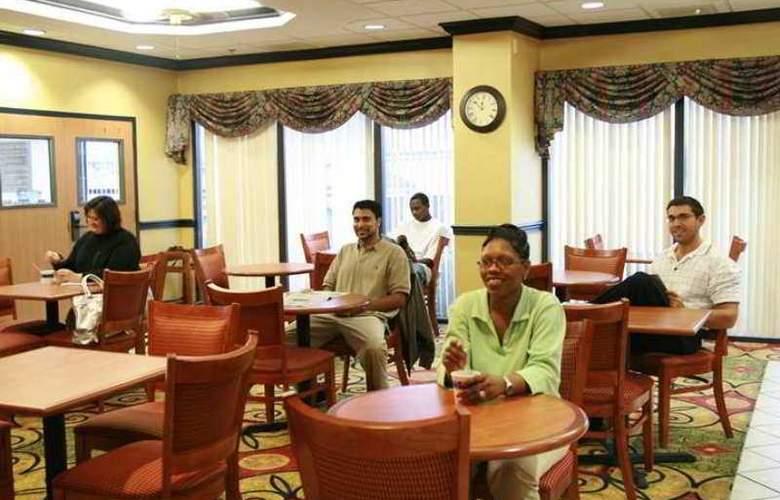 Hampton Inn Jackson- Clinton - Hotel - 8