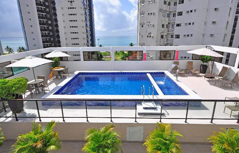 Manibu Recife - Pool - 39
