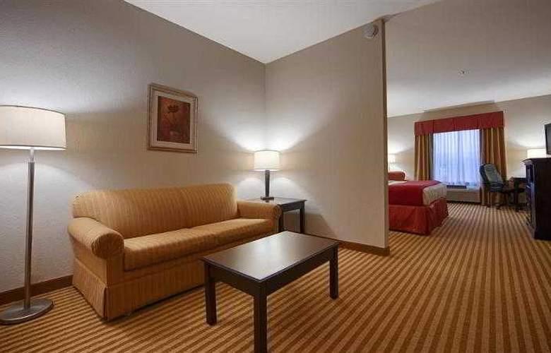 Best Western Plus Piedmont Inn & Suites - Hotel - 33