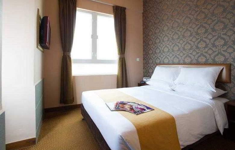 Best Western Hotel Causeway Bay - Hotel - 4