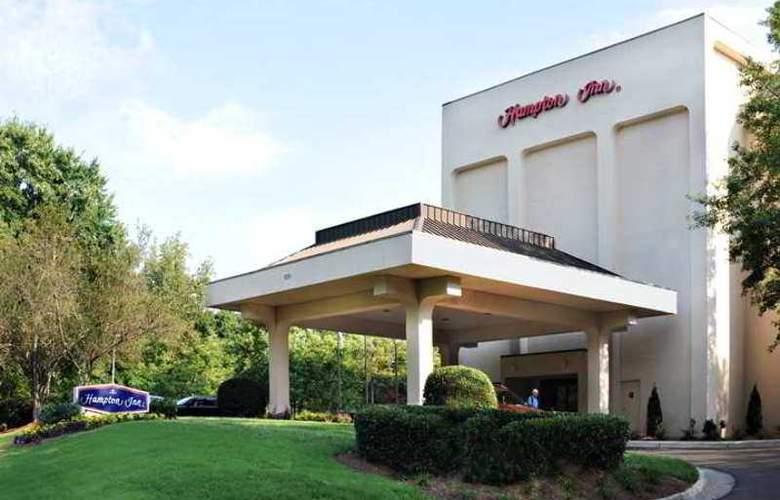 Hampton Inn Raleigh Midtown - Hotel - 4