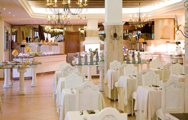 Mon Port Hotel Spa - Restaurant - 132