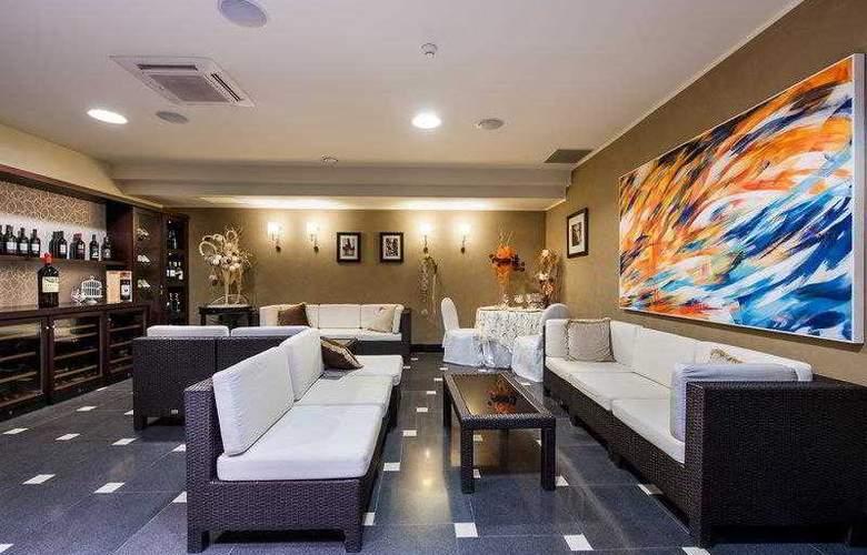 BEST WESTERN PREMIER Villa Fabiano Palace Hotel - Hotel - 33