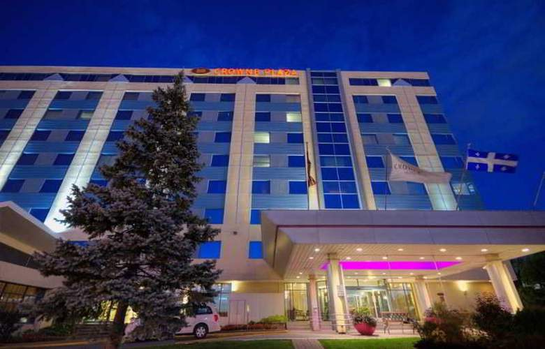 Crowne Plaza Montreal Airport - Hotel - 15