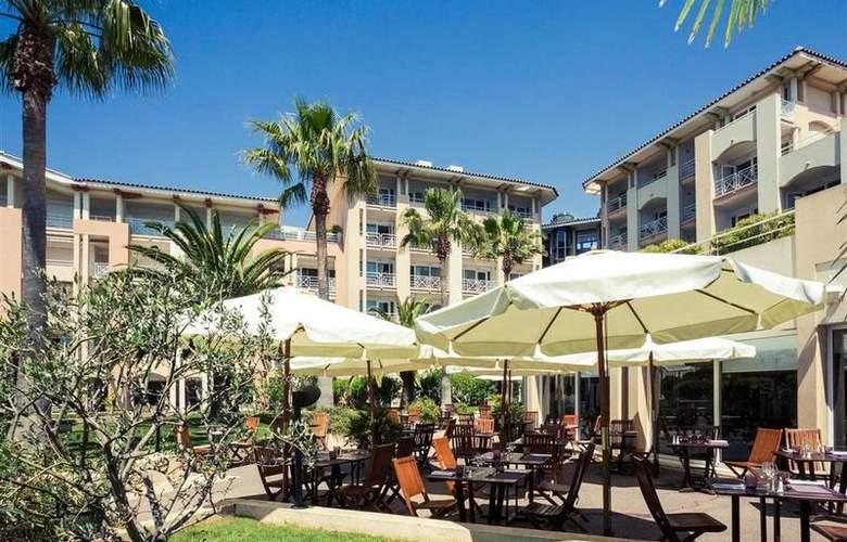 Mercure Thalassa Port Fréjus - Restaurant - 76