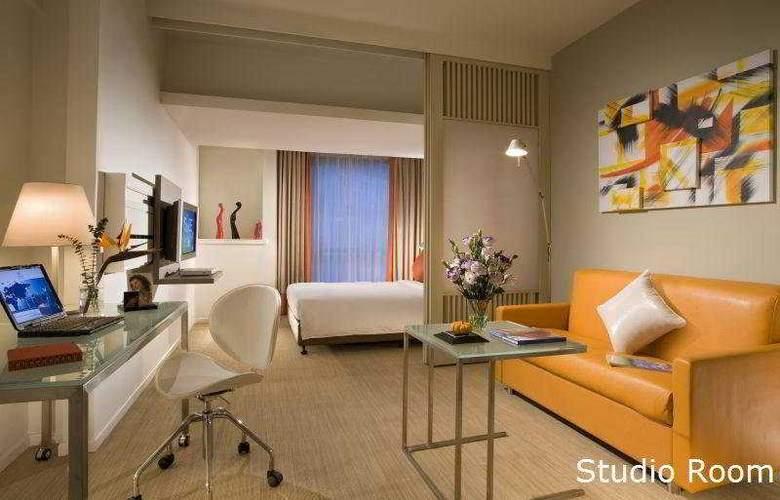 Citadines Singapore Mount Sophia - Room - 4