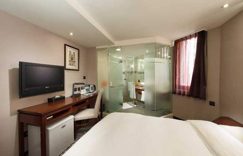 Orange Hotel-Guanqian, Taipei - Room - 13