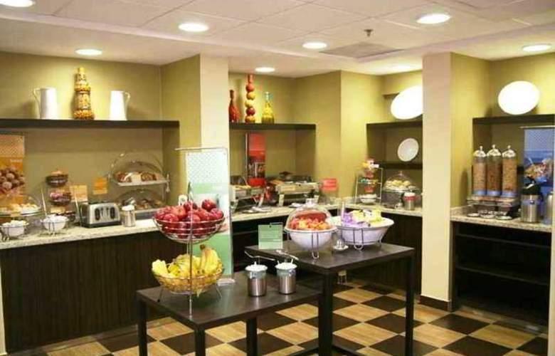 Hampton Inn Monterrey Aeropuerto - Restaurant - 9
