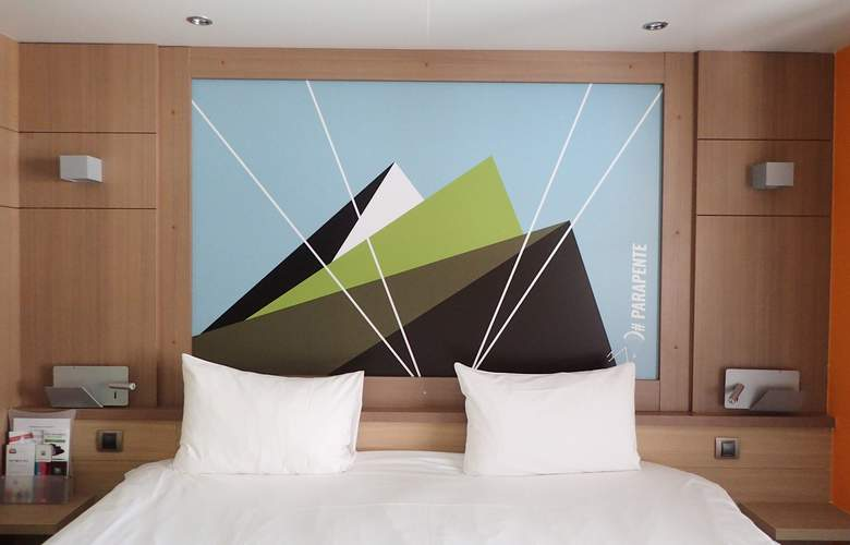 Ibis Styles Annecy Centre Gare - Room - 2