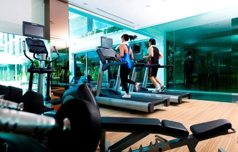 Royal Princess Hotel Larn Luang Bangkok - Sport - 11