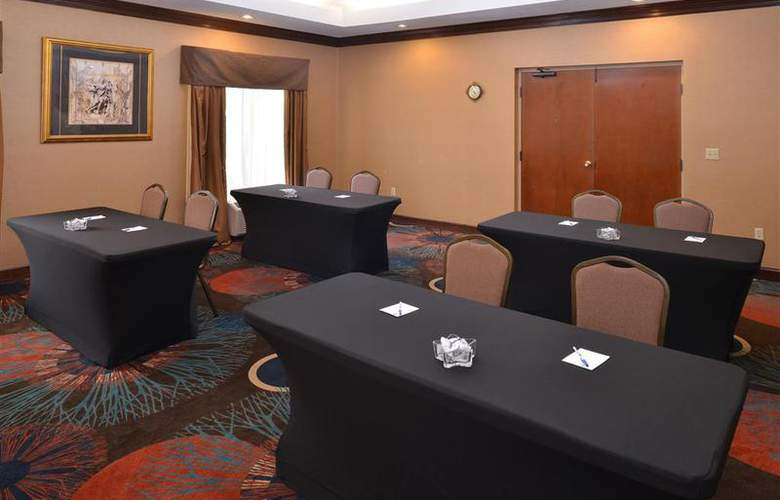 Best Western Plus Windsor Suites - Conference - 45