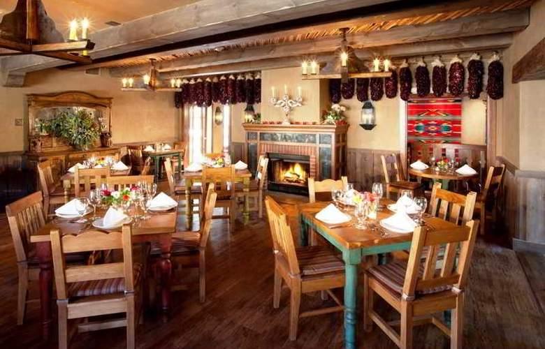Hotel Chimayo de Santa Fe - Restaurant - 9