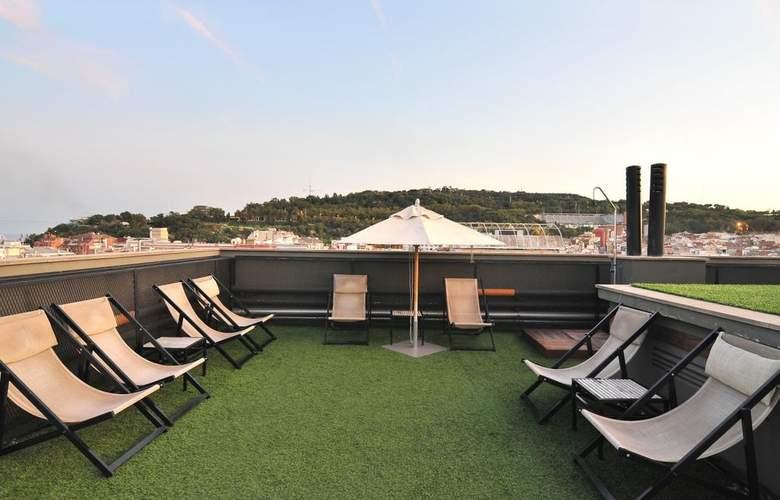 Barcelona Universal - Terrace - 8