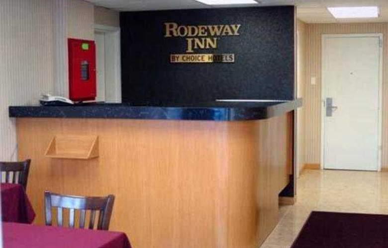Rodeway Inn Airport - General - 1