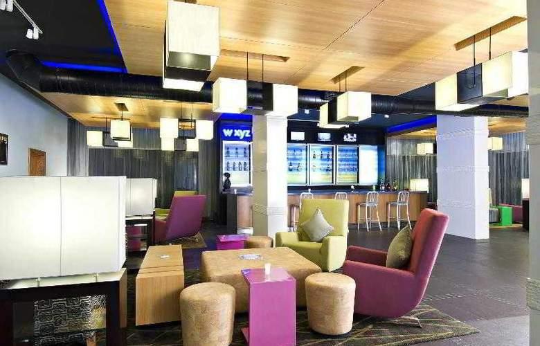 Aloft Bengaluru Whitefield - Bar - 13