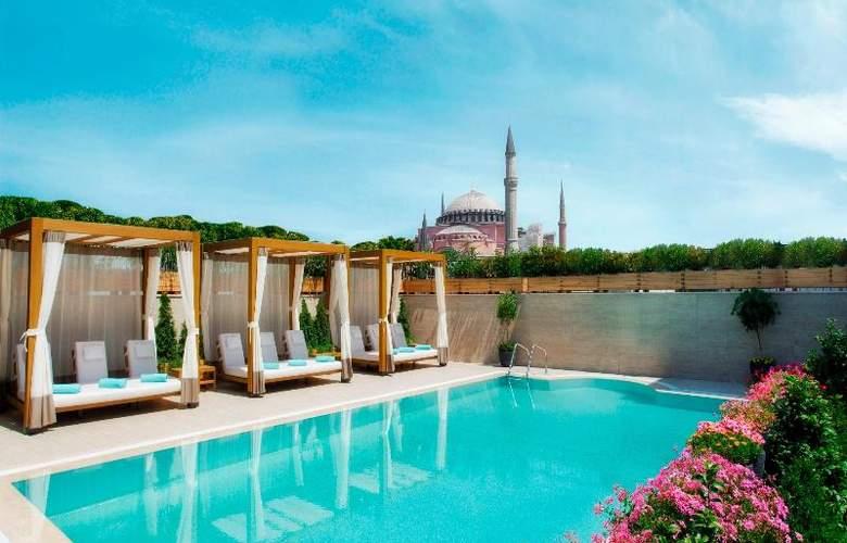 Sura Hagia Sophia Hotel - Pool - 55