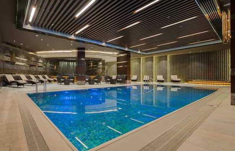 Hilton Istanbul Kozyatagi - Hotel - 14