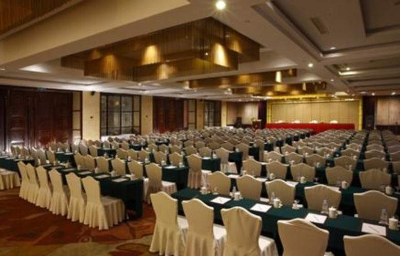 Kingdom Narada Grand Hotel Yiwu - Conference - 24