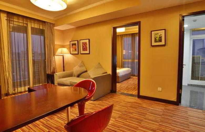 Rayfont Downtown Hotel Shanghai - Room - 9