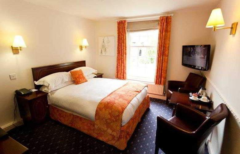 Best Western Mosborough Hall - Hotel - 32