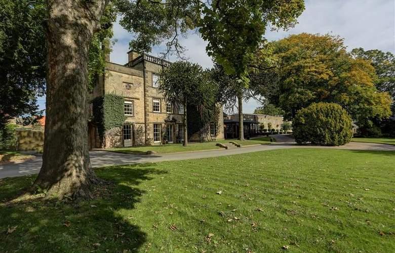 Best Western Mosborough Hall - Hotel - 155