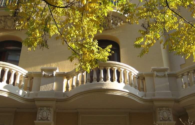 Residencia Erasmus Gracia - Hotel - 7