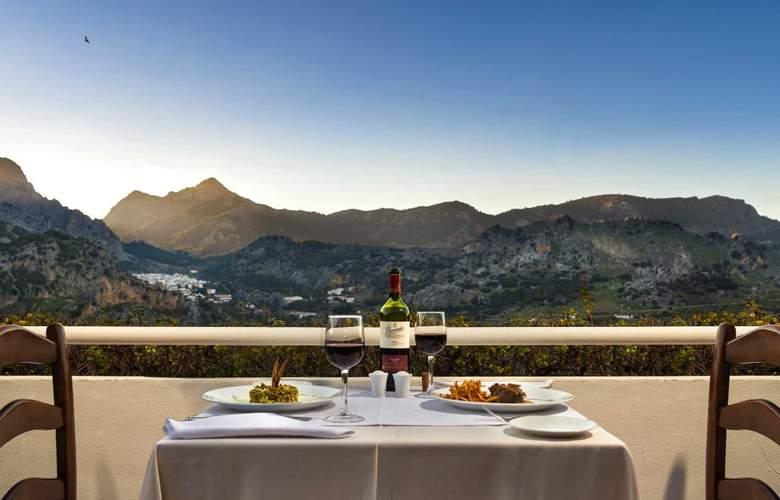 Fuerte Grazalema - Restaurant - 16