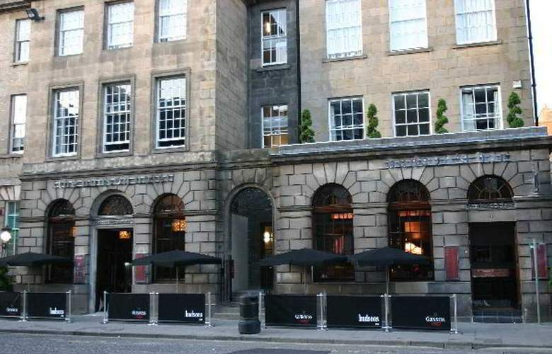 The Hudson Hotel Edinburgh - General - 1