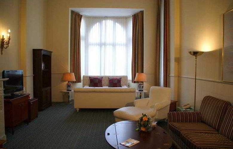 Best Western Plus Park Brussels - Hotel - 6