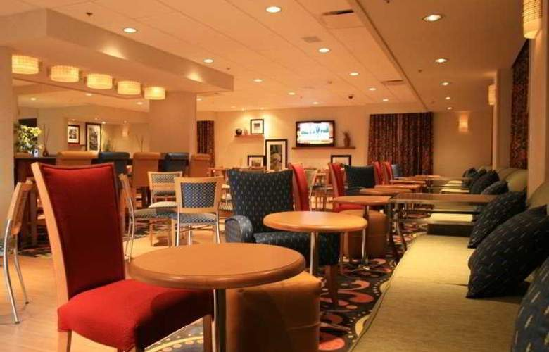 Hampton Inn By Hilton Saltillo - Bar - 6
