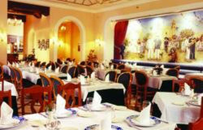 Fiesta Americana Merida - Restaurant - 10