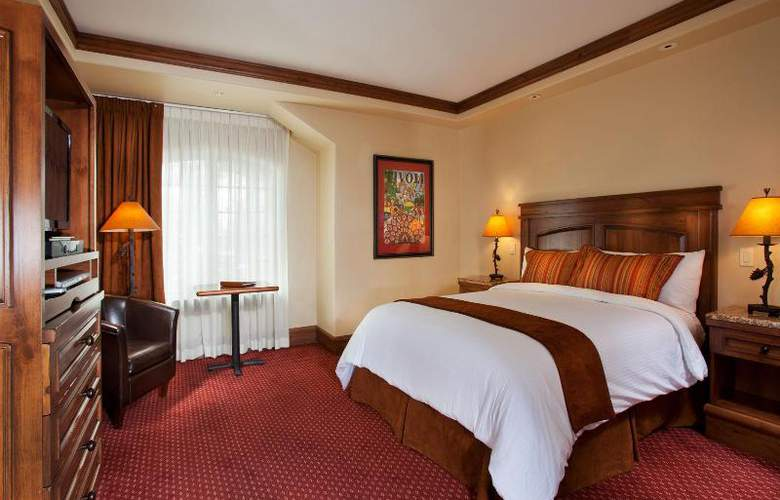 Tivoli Lodge - Room - 3