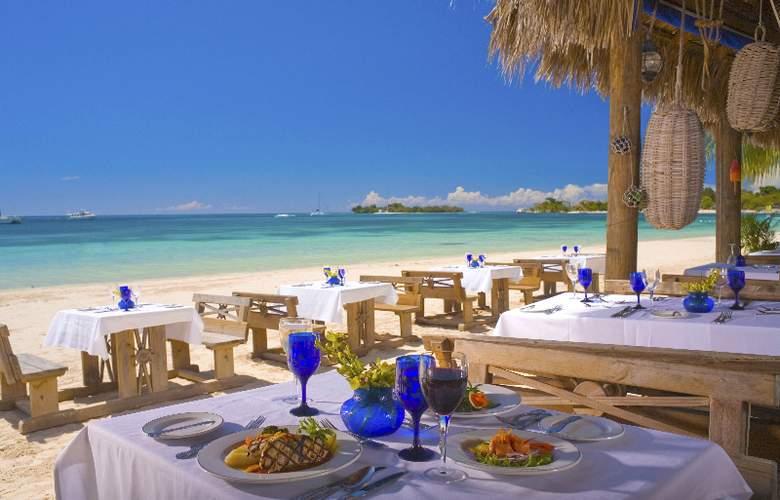 Sandals Negril Beach Resort & Spa All Inclusive - Restaurant - 4