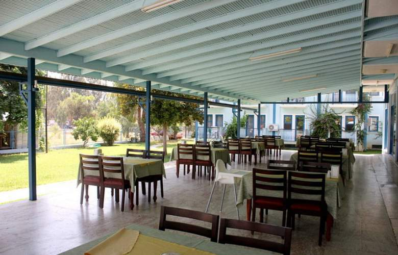 Aymes Hotel - Restaurant - 4