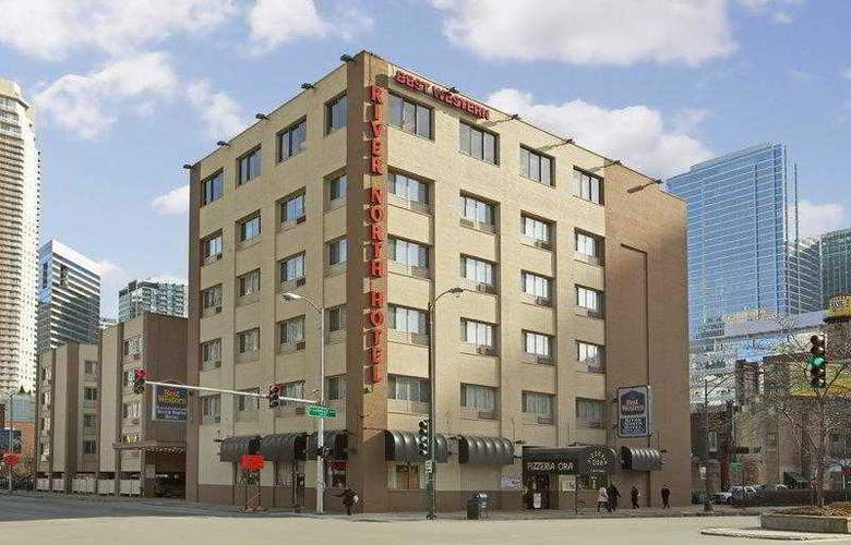 Best Western River North Hotel - Hotel - 0