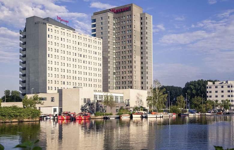 Mercure Amsterdam City - Hotel - 9