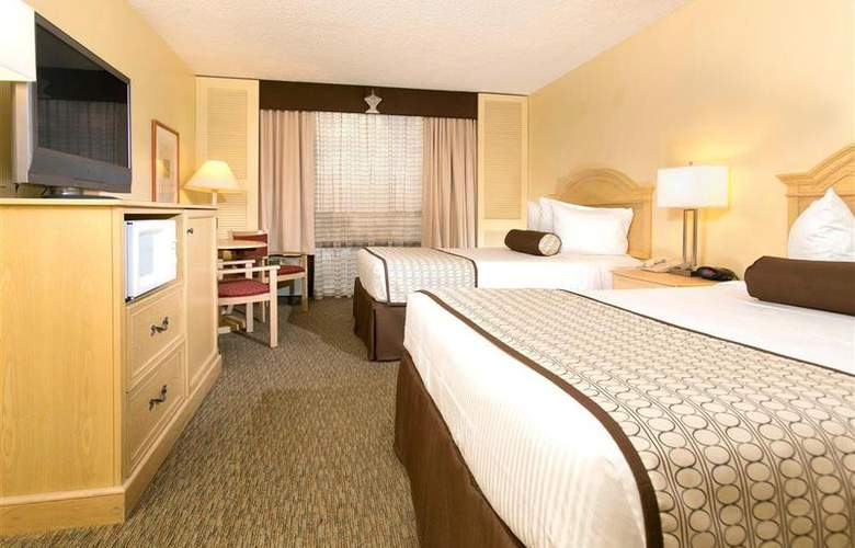 Best Western Plus Orlando Gateway Hotel - Room - 77