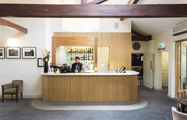Best Western Cambridge Quy Mill Hotel - Bar - 108