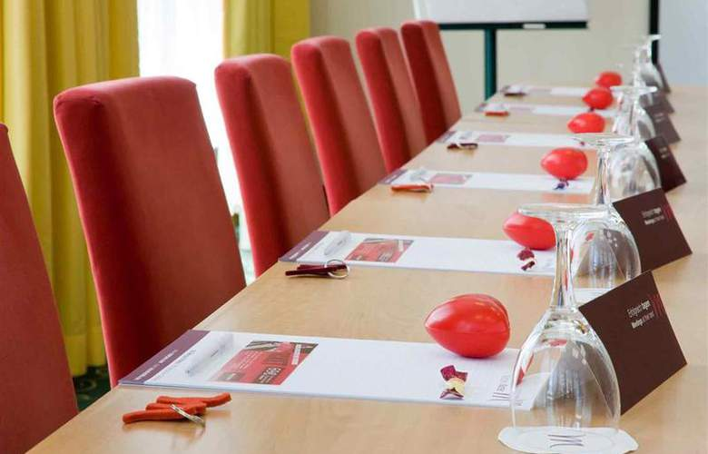 Mercure Hotel Dortmund City - Conference - 28