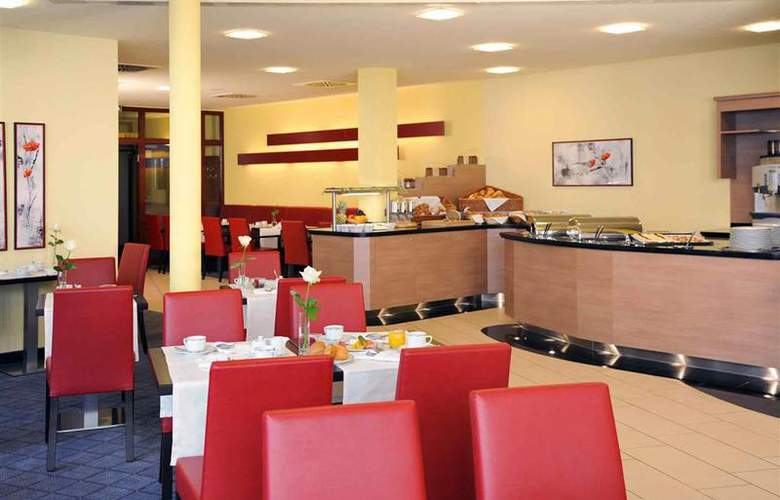 Mercure Erfurt Altstadt - Restaurant - 81
