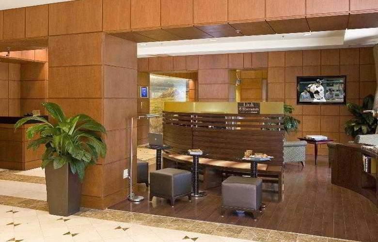Sheraton Suites Houston near the Galleria - Hotel - 6