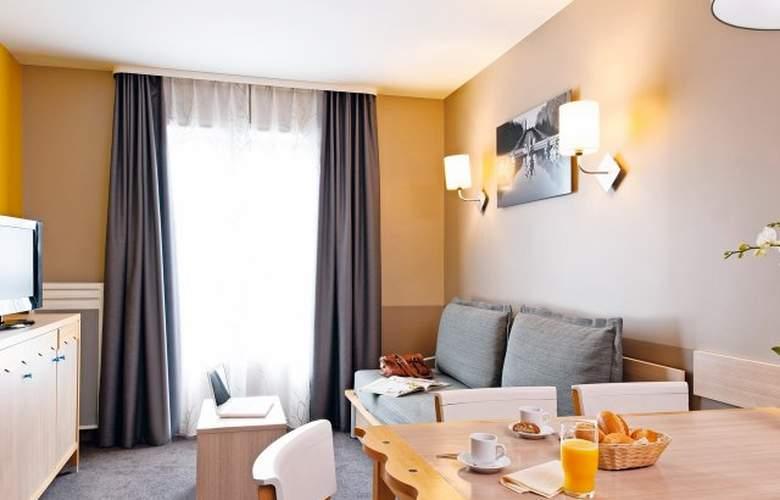 Adagio Marne-la-Vallée Val d´Europe - Room - 5