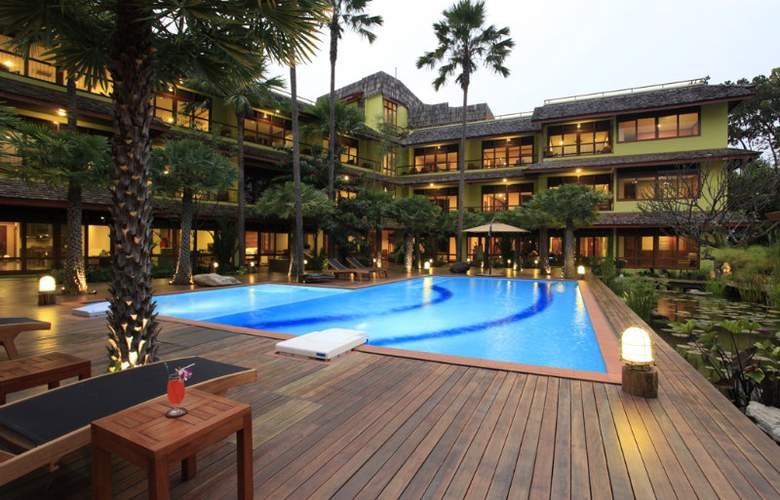 VC@Suanpaak Boutique Hotel & Serviced Apartments - Pool - 1