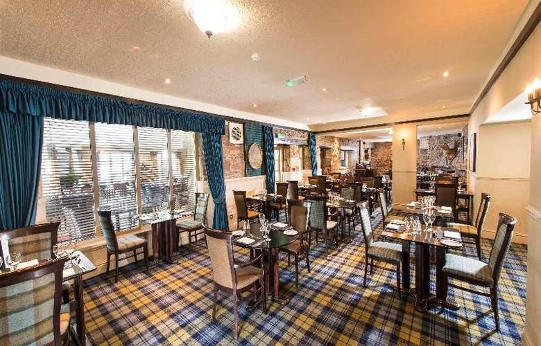 Crerar Loch Fyne Hotel & Spa - Restaurant - 28