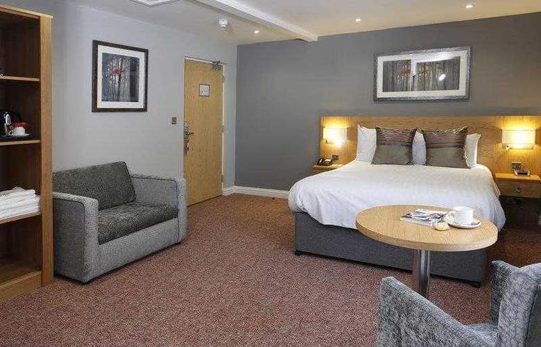 Best Western Linton Lodge Oxford - Hotel - 5
