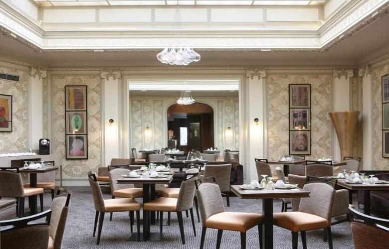 Best Western Hôtel Littéraire Premier Le Swann - Restaurant - 133